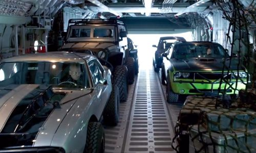 Fast and Furious 7 trailer released (video)