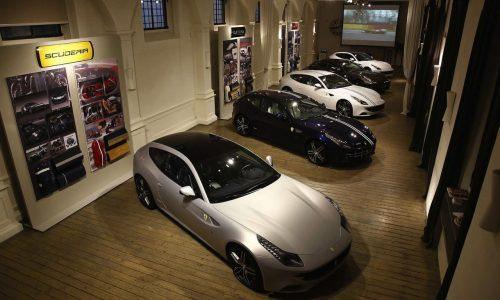 Customised Ferrari FFs show off Tailor Made program