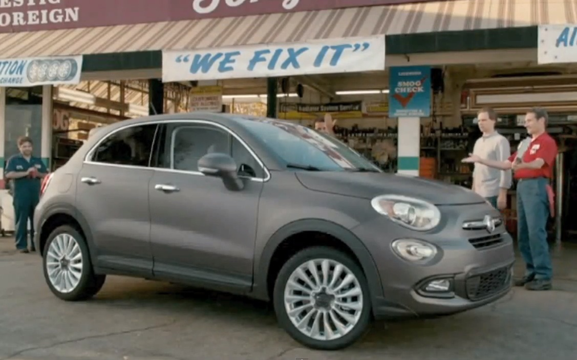 Fiat Plays On Fix It Again Tony With Funny Marketing Campaign