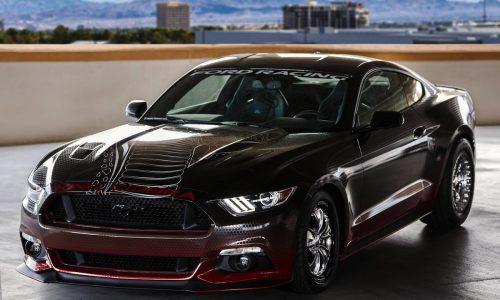 Ford Racing unveils Mustang GT King Cobra at SEMA