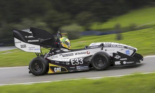 Formula Student car breaks 0-100km/h record, 1.7sec (video)