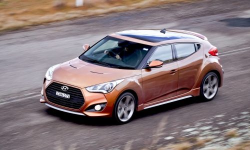 Australian vehicle sales for October 2014 – Veloster overtakes 86