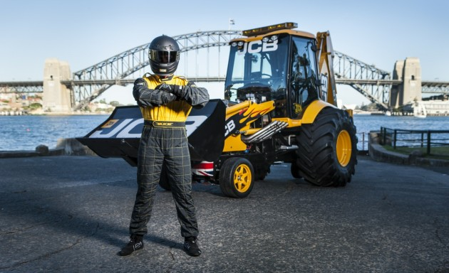 JCB GT speed record