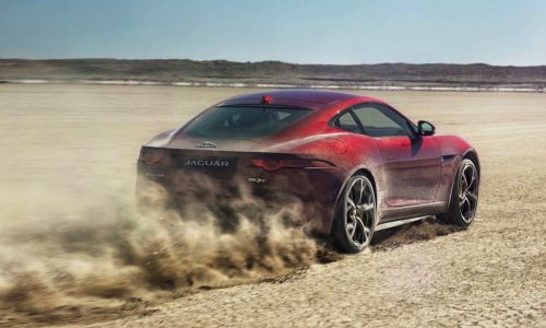 Jaguar F-Type AWD confirmed, other versions coming