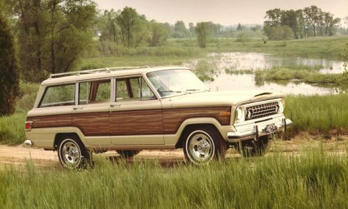 Modern Jeep 'Wagoneer' 7-seater to take on Range Rover