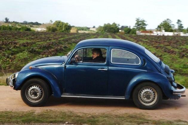 Jose Mujica VW Beetle