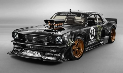 Ken Block to use AWD 'Hoonicorn' Ford Mustang in Gymkhana 7