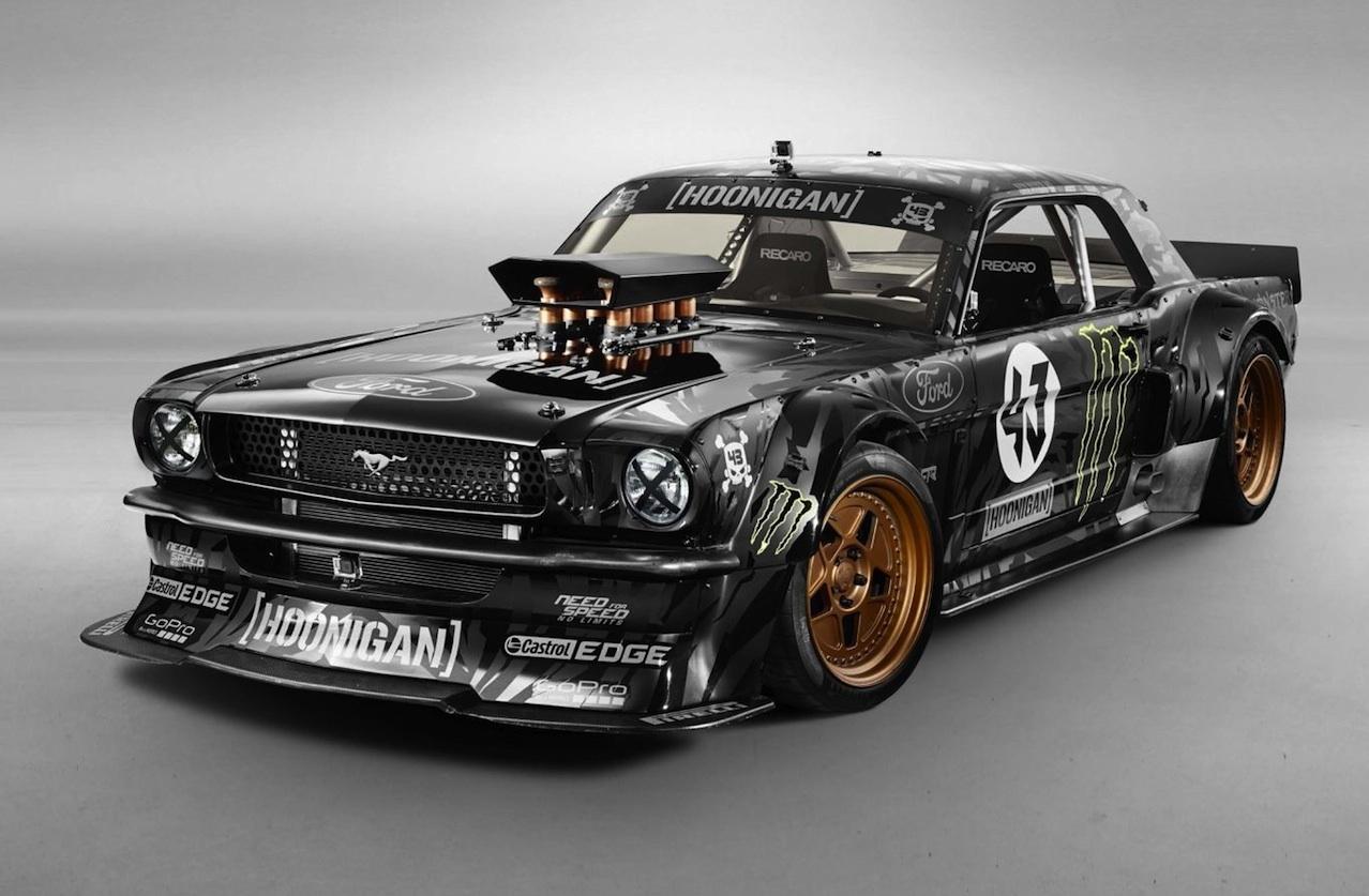 Hoonigan Rtr Mustang