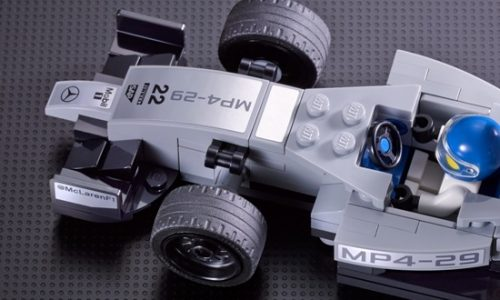 LEGO Speed Champions coming, first-ever McLaren F1 car