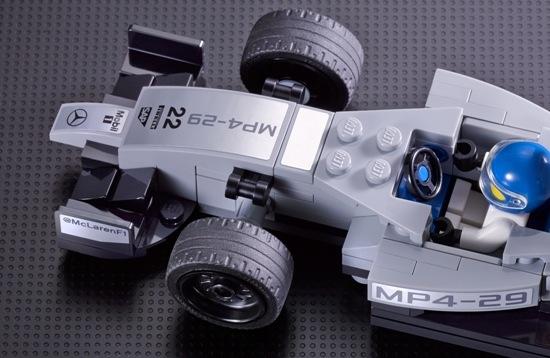 LEGO McLaren F1 car 2014-preview