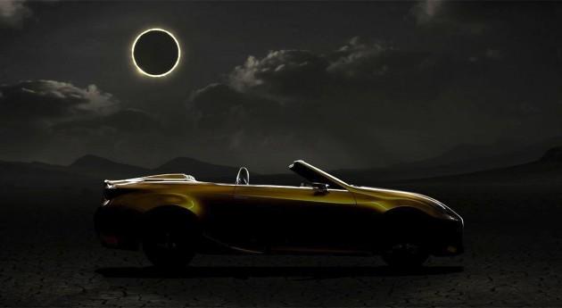 Lexus LF-C2 concept preview