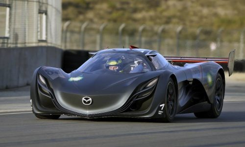 Future Mazda RX sports car no longer on the cards – CEO