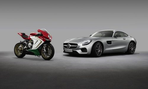 Mercedes-AMG buys 25% stake in MV Agusta motorcycles