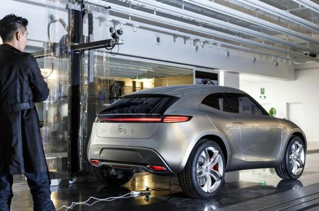 Mercedes-Benz G-Code concept-studio