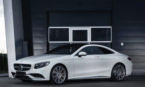 IMSA boosts Mercedes S 63 AMG 4MATIC W222 to 529kW