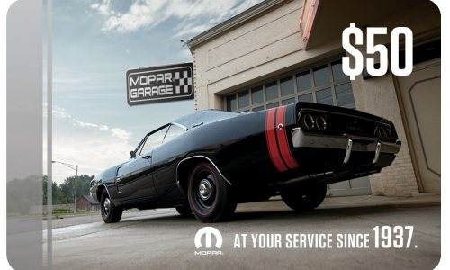 Mopar introduces new merchandise, just in time for Christmas