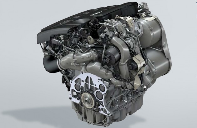 New Volkswagen 2.0 TDI twin-turbo-diesel 200kW