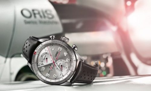 Oris teams up with Audi to create exquisite Audi Sport watch