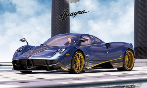 Unique Pagani Huayra 730 S being made for Alejandro Salomo