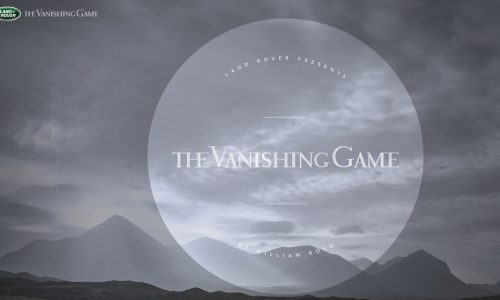 Land Rover explores new marketing with 'The Vanishing Game' novel