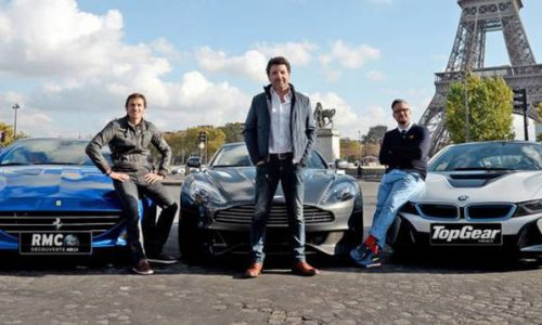 Top Gear France confirmed, presenters announced