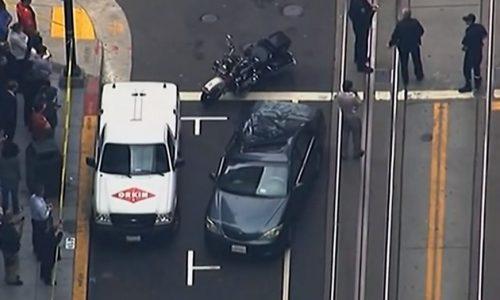 Man falls 11 storeys, crash-lands on Toyota Camry, survives