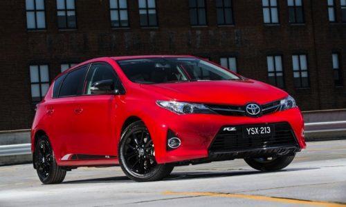 2015 Toyota Corolla RZ on sale in Australia from $22,290