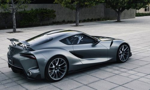 Toyota-BMW sports car project now in concept stage