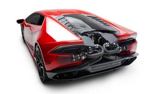 Underground Racing plans twin-turbo kit for Lamborghini Huracan