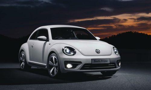 2015 Volkswagen Beetle gets updated engines, more efficient