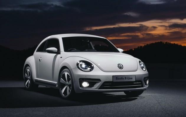 Volkswagen Beetle R-Line