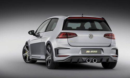 300kW Volkswagen Golf 'R 400' coming in 2015 – report