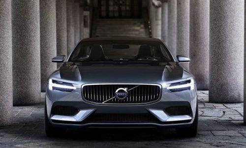 New Volvo 'S90' premium sedan to be built at Daqing plant in China