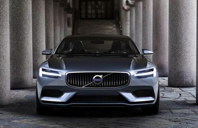 Volvo Concept Coupe P1800