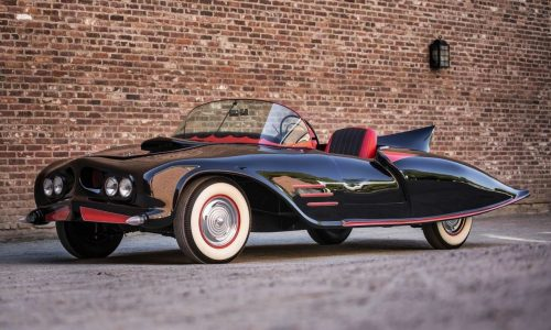 For Sale: First original DC Comics Batmobile from 1963
