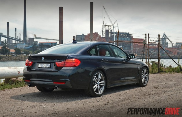 2014 BMW 435i Gran Coupe-PerformanceDrive