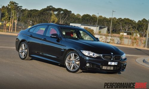 2014 BMW 435i Gran Coupe review (video)