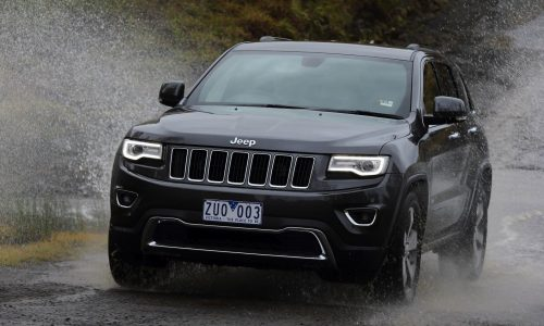 2016 Jeep Grand Cherokee could get turbo Pentastar V6 – report