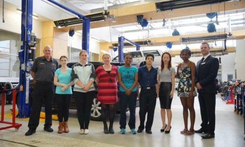 Women in Auto Trades program yields first graduates