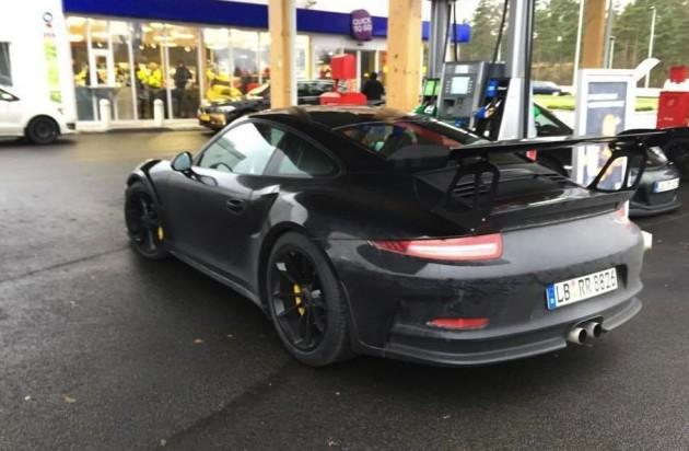2015 991 Porsche 911 GT3 RS