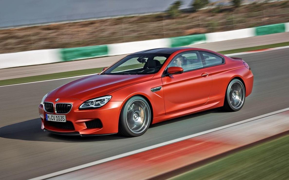 2015 BMW M6 update revealed, gets GoPro & laptimer apps