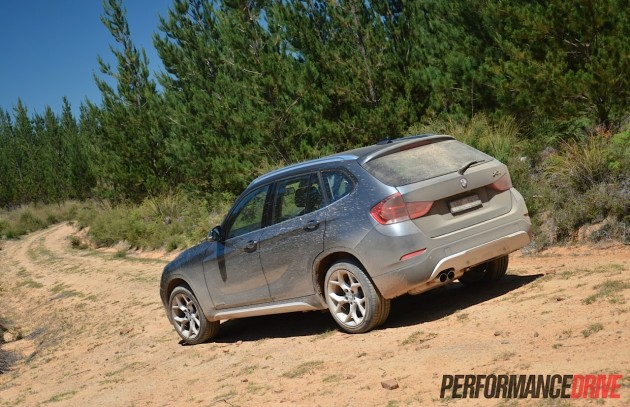 2015 BMW X1 sDrive20i-dirt
