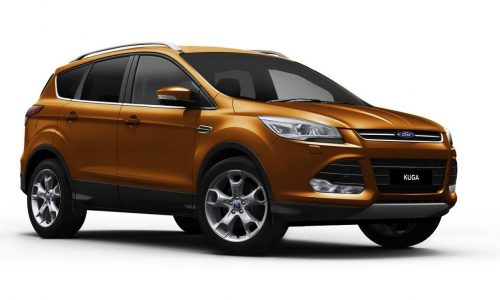 2015 Ford Kuga on sale in Australia from $27,490