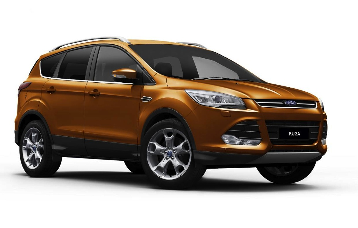 2015 Ford Kuga On Sale In Australia From 27 490