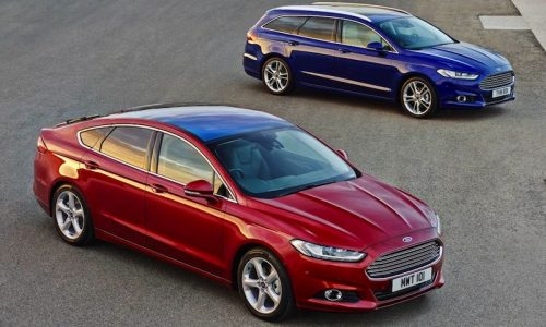 Australian specifications for the 2015 Ford Mondeo announced