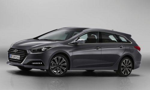 2015 Hyundai i40 revealed, shows off sharp new look