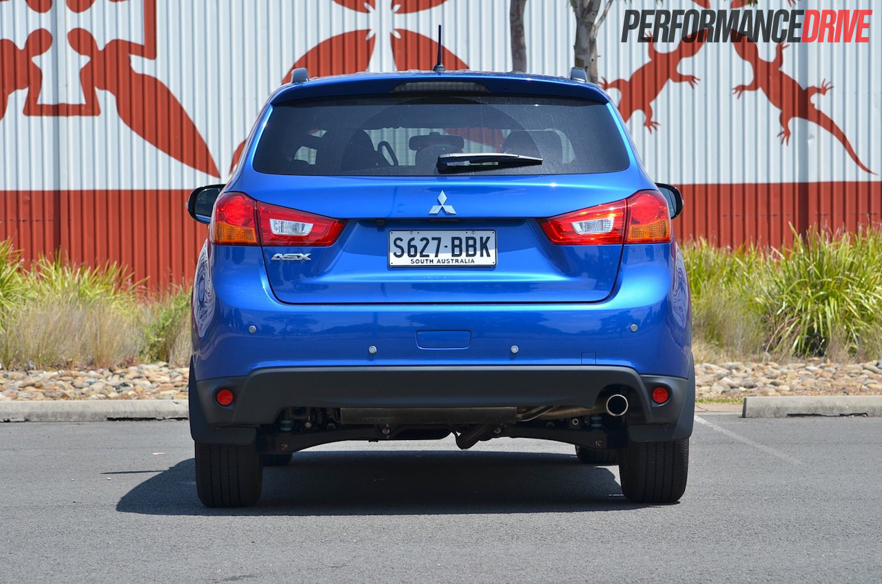Mitsubishi Eclipse 2015 >> 2015 Mitsubishi ASX LS 2WD review (video) | PerformanceDrive