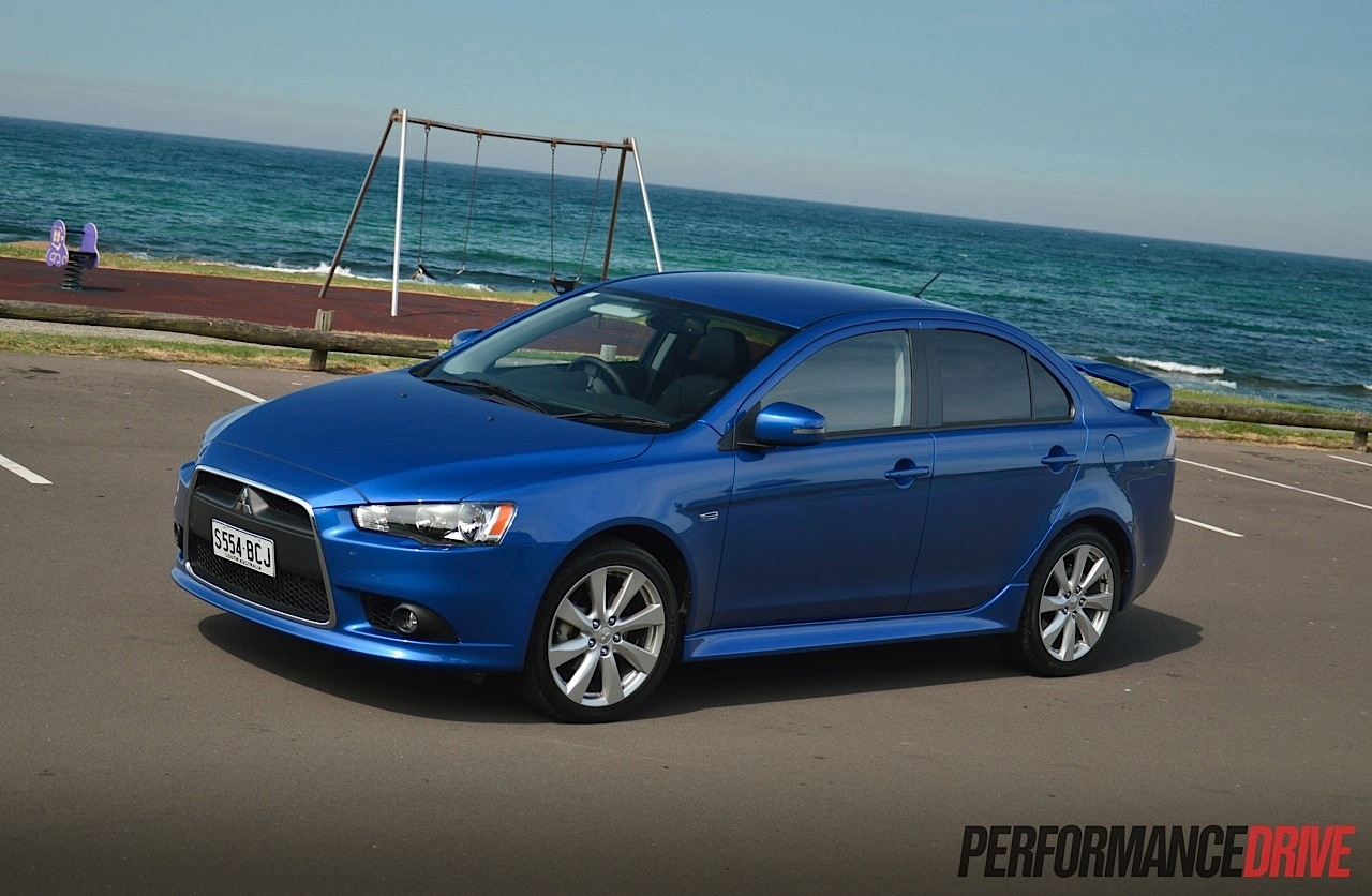 2015 Mitsubishi Lancer Xls Review Video Performancedrive