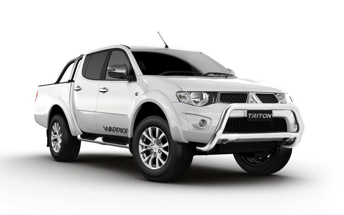 2015 Mitsubishi Triton Glx R Warrior Back On Sale From