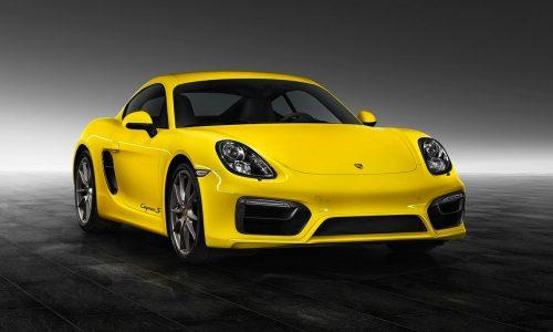 Porsche Exclusive creates unique Cayman S